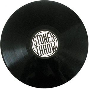vinyl stones throw