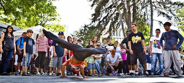 urban jam danse