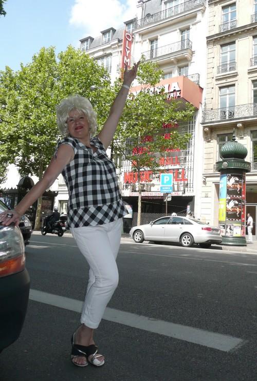 Tournée en France